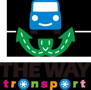 株式会社ザ・ウェイ 運送事業部のロゴマーク